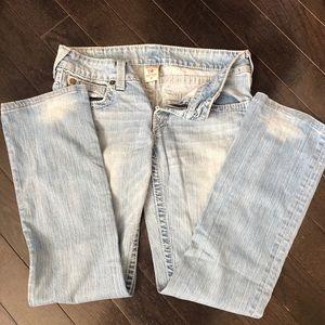 True Religion Lightwash Jeans